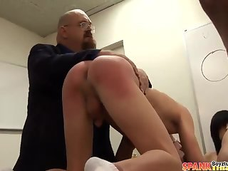 wicked Schoolboys nude And Spanked