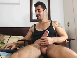 Packin the king size cock