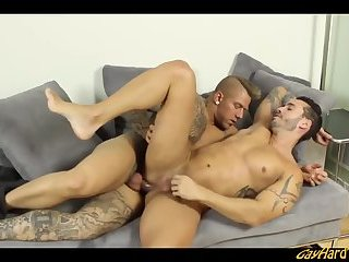 Mam Steele And Alexy Tyler pound - GayHardTube.com