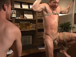 Mormon knob Inspected And pounded With With bondage Play