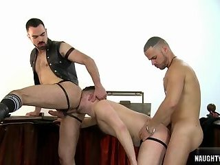 Leather gay biggest dick mp4