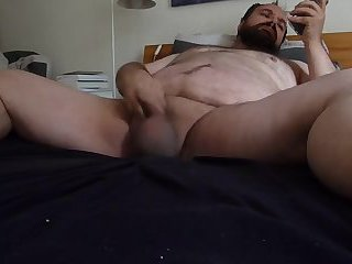 Bear cock gets jacked