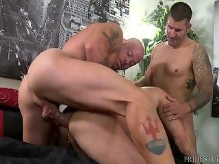 Sean, Fernando, Caleb