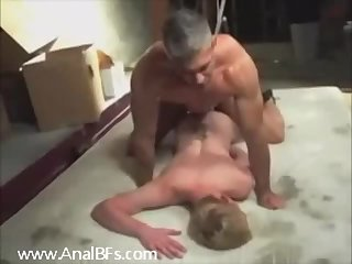 punished by muscle daddy