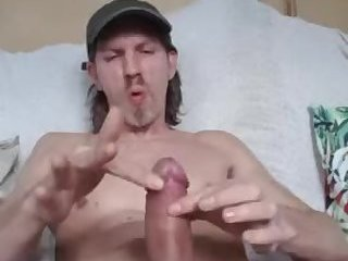 Hesher has got himself a nice thick cock to play with