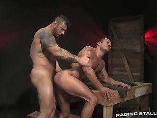 muscled hunks