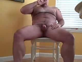 daddy bear cum compilation