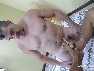 Daddy Barebacks Asian Twink Josh