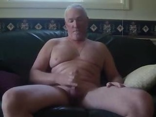Chatty Dad talks about how much he loves jerking off