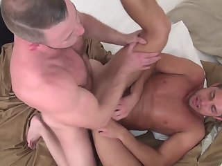My 10 inches raw interracial