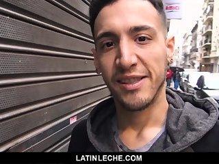 LatinLeche - Latin Twink Used for Fun