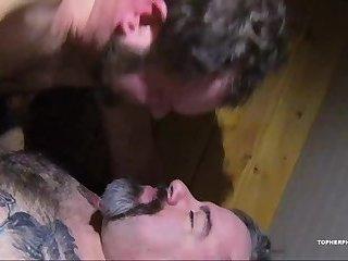 Topher and Zev Fucking Bareback