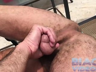 Clay and Jake Pool Fuck