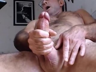 Glasses Daddy Cums
