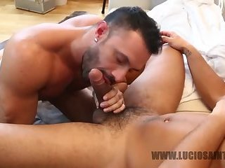 Flex Xtremmo & Lucio Saints Nail stripped