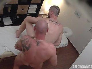 czech gay massage