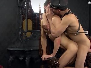 Getting plowed in bdsm