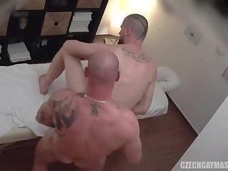 Czech gay Massage 7