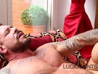 """The Little Prince"" Rocco Steele and Allen King"