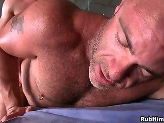 nice Rub Down