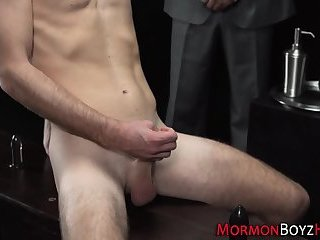 Gay mormons group fuck