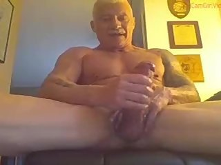 62 years old and packing the big dick