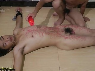 Asian Straight Boys BDSM Series