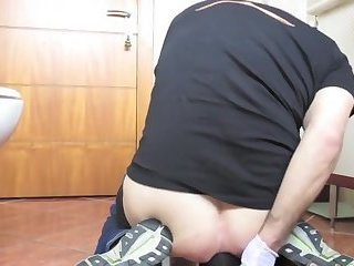 Mr BigHOLE BIG ASS ESCORT GAY GAPED BY 12 INCH ARM SIZE DILDO