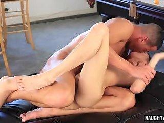 Asian gay oral sex and cumshot