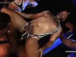 Pig Week Bareback Sex Orgy