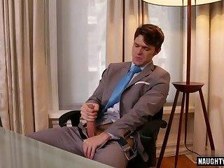 Hot gay flip flop with cumshot
