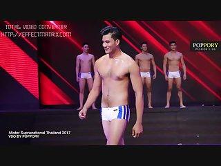 Mister Supranational Thailand Part 1