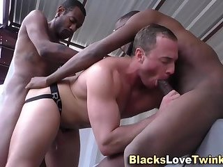 Gay guy screwed with bbc
