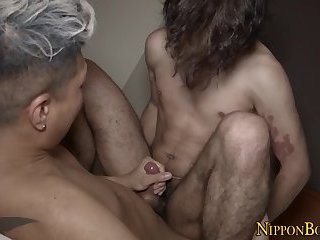 Cock riding gay twink