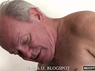 Big cock daddy anal and cumshot