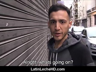 Straight Boy From Venezuela Enticed With Money To Fuck Gay Man From Buenos Aires POV