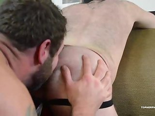 Topher and Masked Cub Barebacking