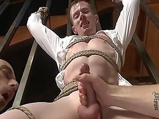 Bondage male rewengee