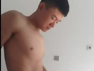 Chinese str8 boy solo