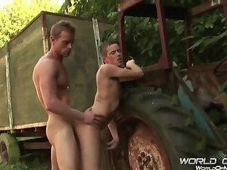 Neil Stevens & Alex Cumming