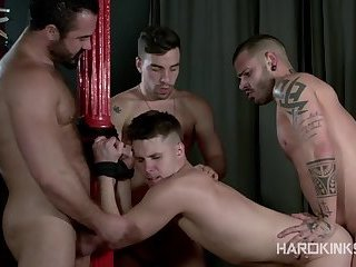 Aday Traun, Jessy Ares, Josh Milk & Dmitry Osten - Hole For Three (2016)