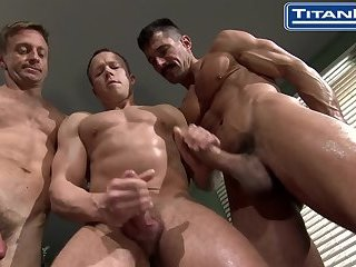 Bronson Gates, Ethan Hudson, David Anthony & Sven Norse