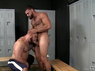 RICKY LARKIN & DAX CARTER - MUSCLE-UP
