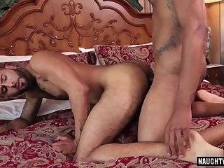 Big dick gay foot fetish and cumshot