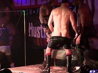 HUSTLABALL-BERLIN 2015 CLOSING SEX SHOW