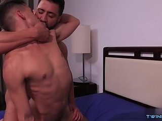 Hot son anal sex and cumshot