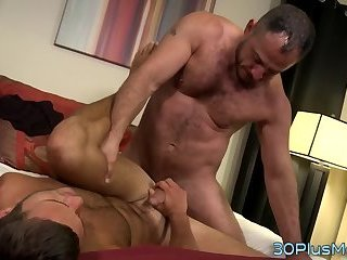 Doggystyle pounded stud