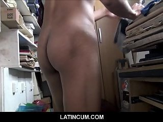 Straight Amateur Latino Twink With Braces Paid To Fuck And Suck Gay Stranger POV