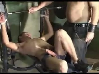 Str8 Workout Force Cum