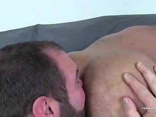 Topher Phoenix Barebacks Dale Savage